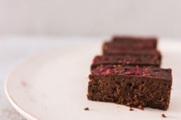 Paleo Gluten Free Brownies - Fresh Pre Packaged Meals - Deliciously Clean Eats