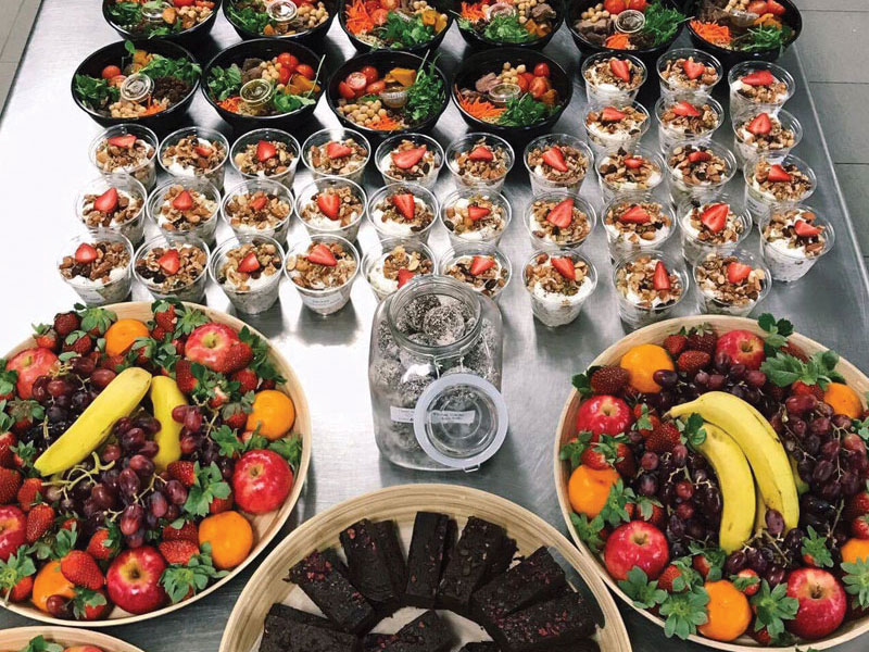 Healthy Catering on the Sunshine Coast 2