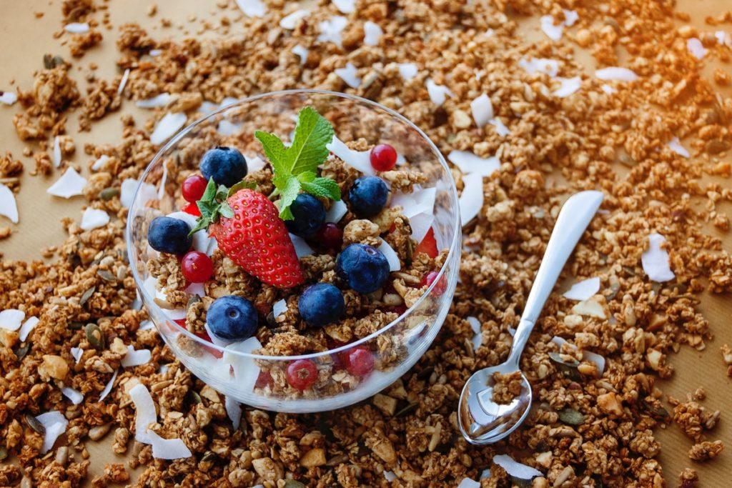 Cinnamon Nuts n' Seeds Spiced Granola Recipe 2